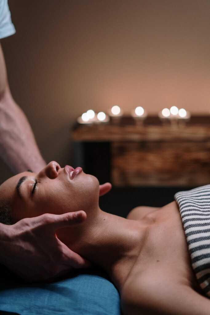 Massaaži toime