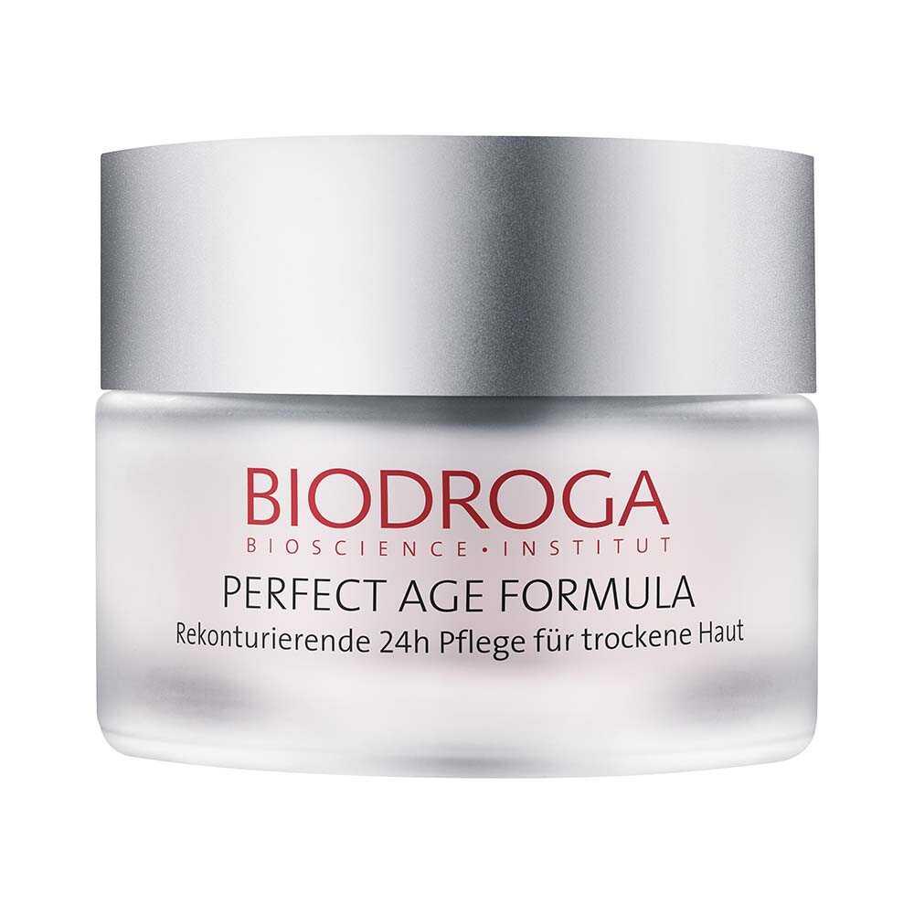 BIODROGA PERFECT AGE FORMULA Recontouring 24h Care for dry skin