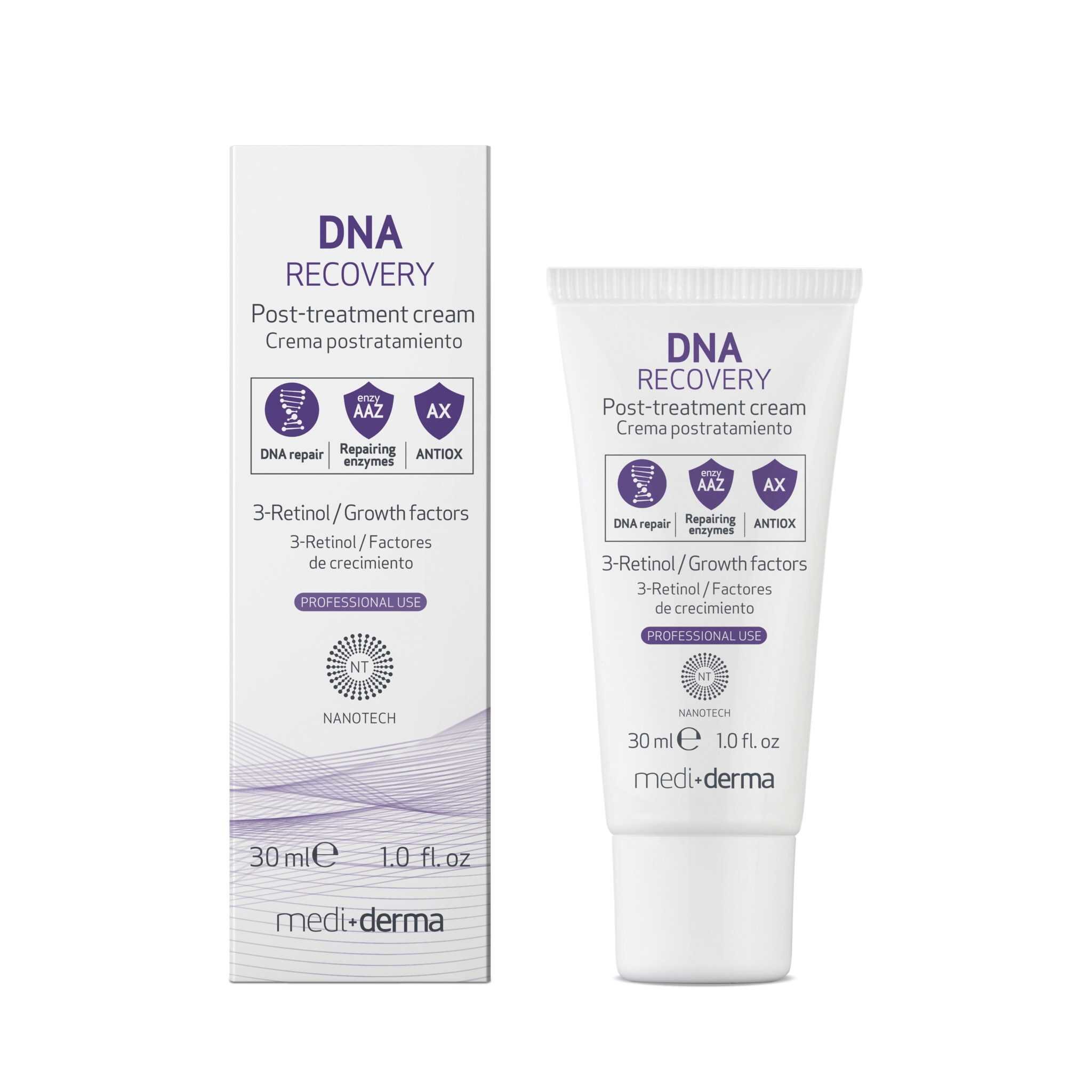 SESDERMA DNA Recovery Post-treatment Cream
