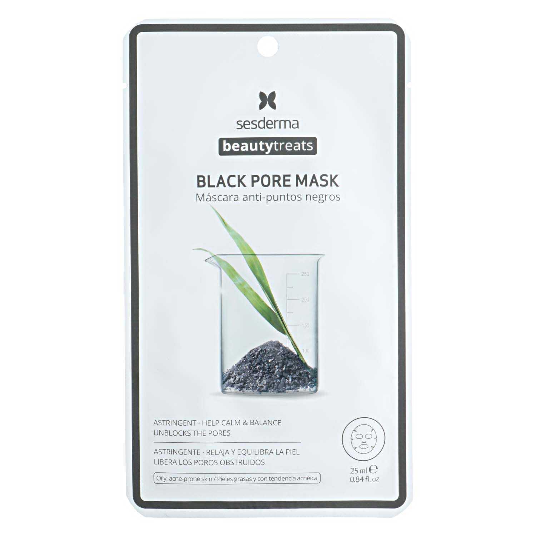 SESDERMA BEAUTY TREATS Black Pore Mask
