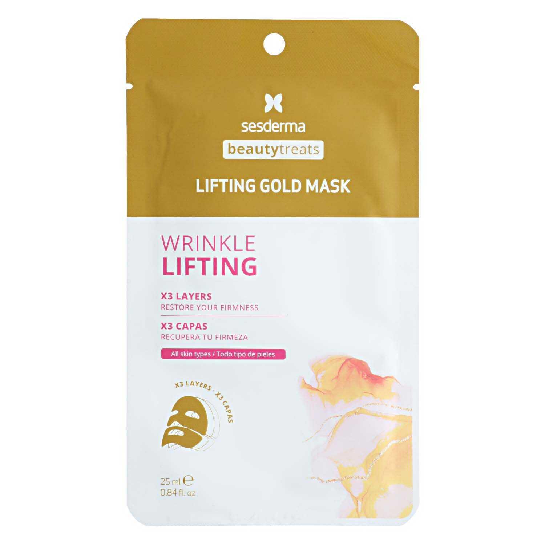 SESDERMA BEAUTY TREATS Lifting Gold Mask