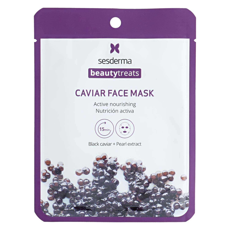 SESDERMA BEAUTY TREATS Caviar Face Mask