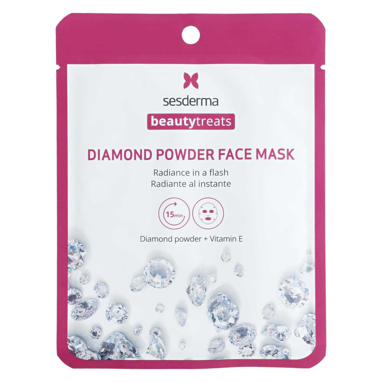 SESDERMA BEAUTY TREATS Diamond Powder Face Mask