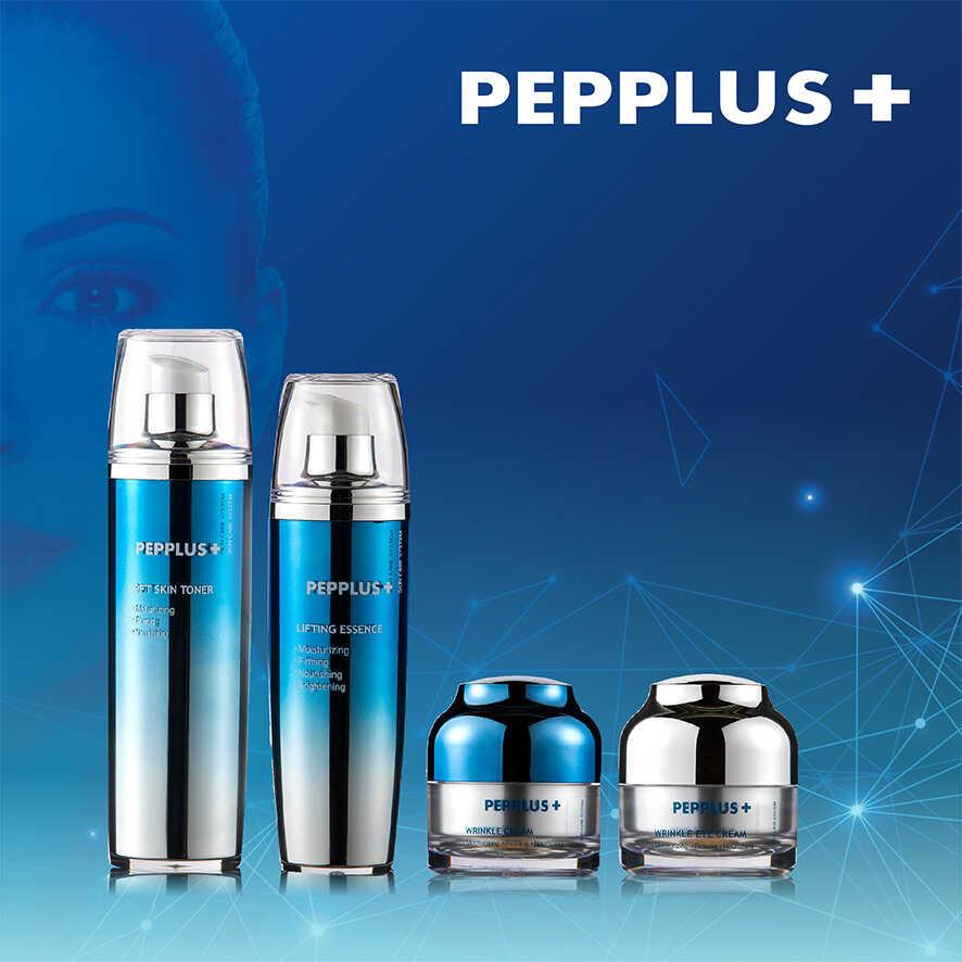 PEPPLUS+ tulemused spetsiaalpeptiidide abil!