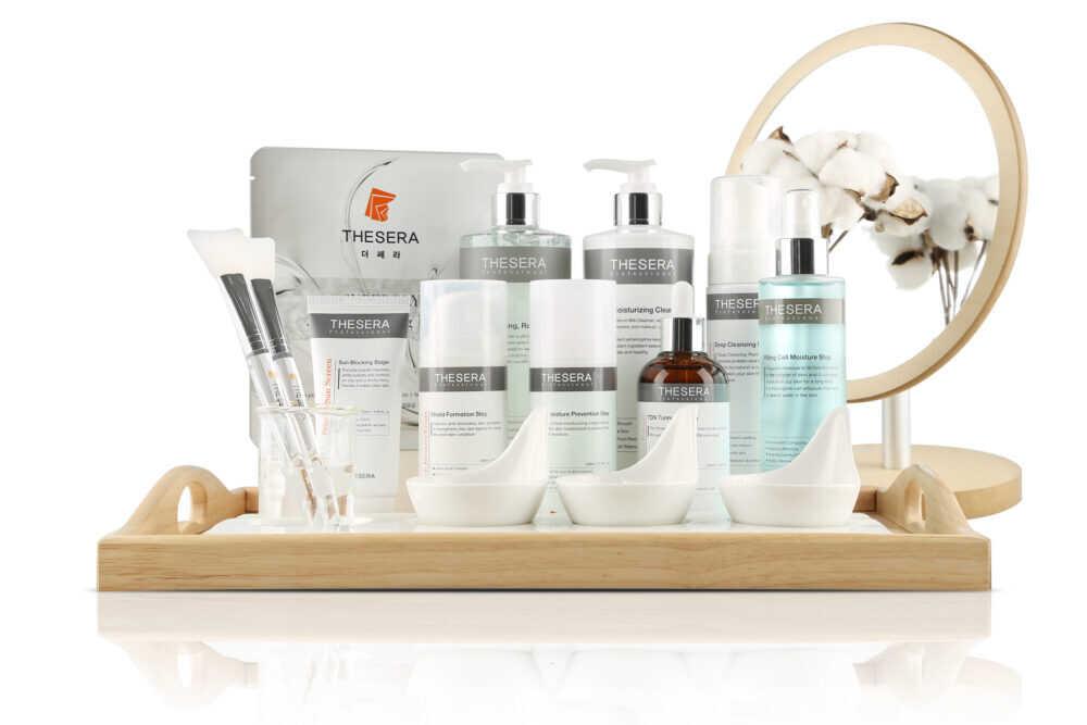 Tõhus ja turvaline THESERA kosmeetika Koreast.
