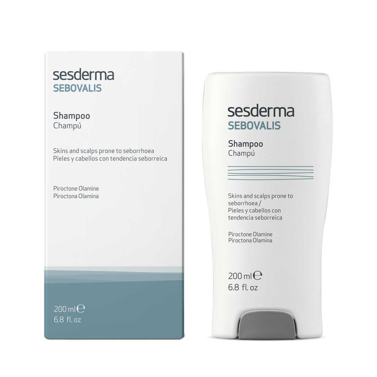 SESDERMA SEBOVALIS Shampoo